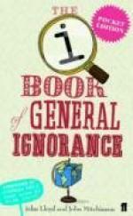 QI: The Pocket Book of General Ignorance - QI, John Lloyd, John Mitchinson