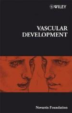 Vascular Development - Derek J. Chadwick, Jamie A. Goode