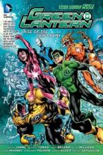 Green Lantern: Rise of the Third Army - Geoff Johns, Peter J. Tomasi, Various