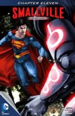 Smallville Season 11 #11 - Q. Bryan Miller, Pere Pérez