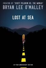 By Bryan Lee O'Malley Lost at Sea HC (10 Anv) - Bryan Lee O'Malley