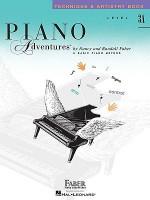 Piano Adventures Technique & Artistry Book, Level 3A - Nancy Faber