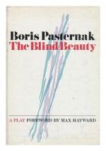 The Blind Beauty A Play - Boris Pasternak