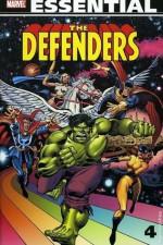 Essential Defenders, Vol. 4 - David Anthony Kraft, Jim Shooter, Ed Hannigan, Mary Jo Duffy, Steven Grant, Mark Gruenwald, Bob Lubbers, Sal Buscema