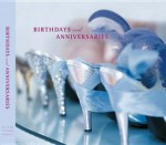 Stiletto Birthday Book - Ryland Peters & Small
