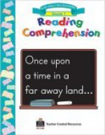 Reading Comprehension, Grade 1 - Dona Herweck Rice