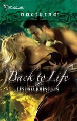 Back to Life - Linda O. Johnston