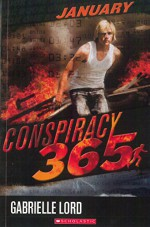 Conspiracy 365 - January - Gabrielle Lord