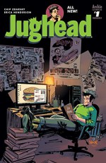 Jughead (Issue #1 -Cover D by Robert Hack) - Chip Zdarsky, Erica Henderson