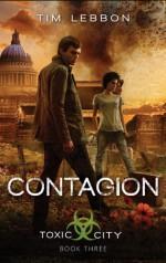 Contagion - Tim Lebbon