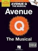 Avenue Q - The Musical - Vocal Selections - Jeff Marx, Robert Lopez