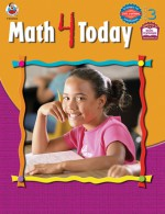 Math 4 Today, Grade 3 - Frank Schaffer Publications, Frank Schaffer Publications