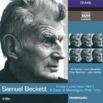 Krapp's Last Tape/Not I/A Piece of Monologue/That Time - Samuel Beckett, Juliet Stevenson, Peter Marinker, John Moffatt, Jim Norton
