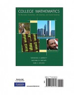 College Mathematics for Business, Economics, Life Sciences & Social Sciences, Books a la Carte Edition - Raymond A. Barnett, Michael R. Ziegler, Karl E. Byleen