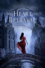 The Heart of Betrayal - Mary E. Pearson
