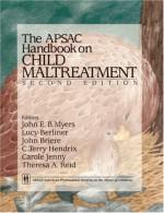 The Apsac Handbook On Child Maltreatment - John E.B. Myers, John Briere