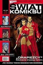 Świat Komiksu - 35 - (luty 2004) - Alan Moore, praca zbiorowa, Tobiasz Piątkowski