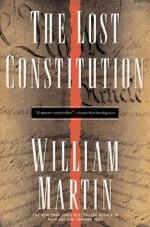 The Lost Constitution - William Martin