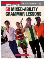 50 M Ixed Ability Grammar Lessons (Timesaver) - Jane Rollason