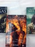 Shiva Trilogy-vayuputra, Nagas & Meluha(set of Three Books) - Amish TRipathi