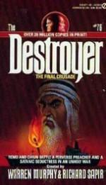 The Final Crusade - Will Murray, Warren Murphy