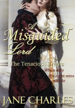 A Misguided Lord - Jane Charles