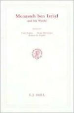 Menasseh Ben Israel and His World - Yosef Kaplan, Richard H. Popkin