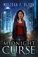 Midnight Curse (Disrupted Magic) - Melissa F. Olson
