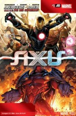 Avengers & X-Men: AXIS Vol. 1 #1 - Rick Remender, Adam Kubert