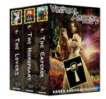 Virtual Arcana: Episodes 4-6 - Karen Amanda Hooper