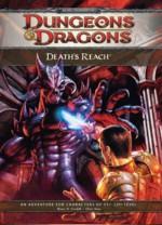 Death's Reach: Adventure E1 for 4th Edition D&D (D&D Adventure) - Bruce R. Cordell, Chris Sims