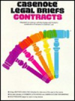 Contracts: Adaptable to Courses Utilizing Knapp and Crystal's Casebook on Problems in Contract Law - Norman S. Goldenberg, Crystal, Charles L. Knapp, Peter Tenen
