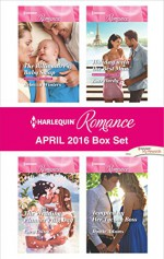 Harlequin Romance April 2016 Box Set: The Billionaire's Baby SwapHoliday with the Best ManThe Wedding Planner's Big DayTempted by Her Tycoon Boss (The Montanari Marriages) - Rebecca Winters, Kate Hardy, Cara Colter, Jennie Adams