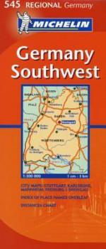 Michelin Germany Southwest - Michelin Travel Publications