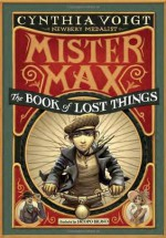 The Book of Lost Things - Cynthia Voigt, Iacopo Bruno