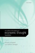 An Outline of the History of Economic Thought - Ernesto Screpanti, Stefano Zamagni, David Field