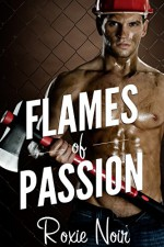 Flames of Passion (MMF Bisexual Menage) - Roxie Noir