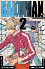 Bakuman Volume 02 - Tsugumi Ohba