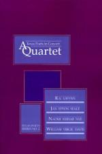 Texas Poets in Concert: A Quartet - R.S. Gwynn, Jan Epton Seale, Naomi Shihab Nye, William Virgil Davis