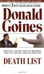 Death List - Donald Goines
