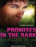 Promises in the Dark: A Shadow Force Novel - Stephanie Tyler, Johanna Parker