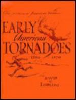 Early American Tornadoes 1586-1870 - David McWilliams Ludlum