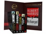 Robert Harris Collection: Ghost, Selling Hitler, Pompell, Archangel, Fatherland & Enigma - Robert Harris