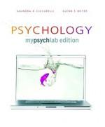 Psychology: Mypsychlab Edition [With My Psych Lab] - Saundra K. Ciccarelli, Glenn E. Meyer