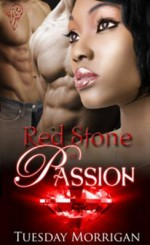 Red Stone of Passion - Tuesday Morrigan