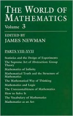 The World of Mathematics, Vol. 3 - James R. Newman