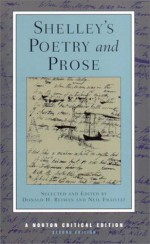 Shelley's Poetry and Prose (Norton Critical Edition) - Percy Bysshe Shelley, Donald H. Reiman, Neil Fraistat