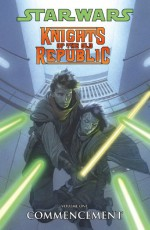 Star Wars: Knights of the Old Republic Volume 1 Commencement (Star Wars: Dark Times Book 3) - John Jackson Miller, Brian Ching, Travel Foreman, Travis Charest