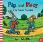 The Super Scooter - Axel Scheffler, Axel Scheffler