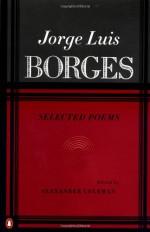 Selected Poems - Jorge Luis Borges, Alexander Coleman